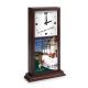 Horloge à poids 150 x 350 mm