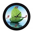 Horloge murale avec couvercle - Ø 200 mm