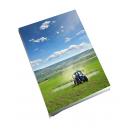 Toile imprimée portrait 30 x 60 cm - 5 ex