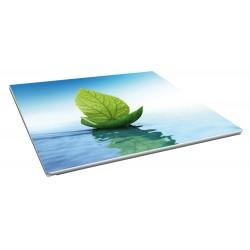 Toile imprimée paysage 40 x 30 cm - 2 ex