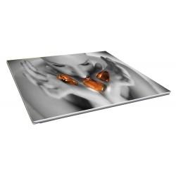 Toile imprimée paysage 60 x 40 cm - 5 ex