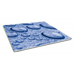 Toile imprimée paysage 60 x 50 cm - 4 ex