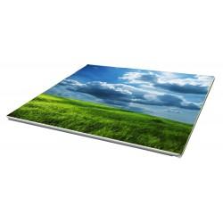Toile imprimée paysage 80 x 60 cm - 2 ex