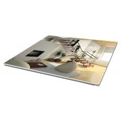 Toile imprimée paysage 120 x 30 cm