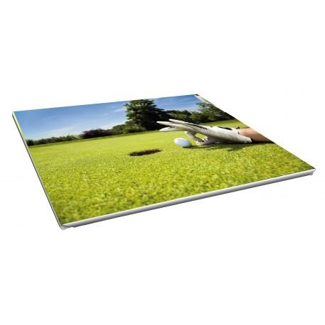 Toile imprimée paysage 120 x 60 cm