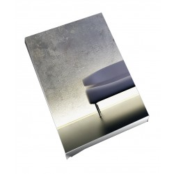 Toile imprimée portrait 80 x 120 cm - 10 ex