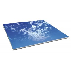Toile imprimée 90 x 30 cm - 10 ex