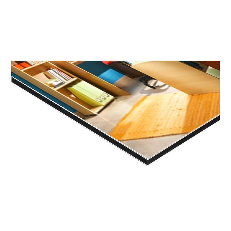 panneau alu dibond 20 x 100 cm 1ex. Black Bedroom Furniture Sets. Home Design Ideas