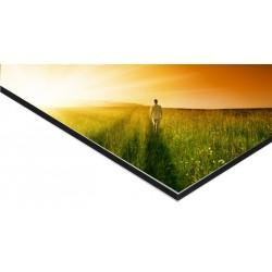 Panneau Alu Dibond 40 x 40 cm