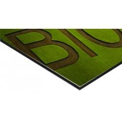 Panneau Alu Dibond 60 x 20 cm