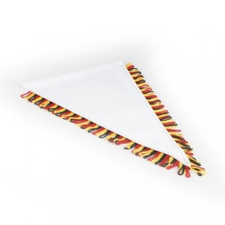 Fanion triangulaire Mini - 18 x 27cm