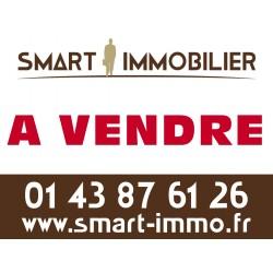 Panneau A VENDRE/VENDU - 80 x 60 cm - Agences immobilières (100 ex)