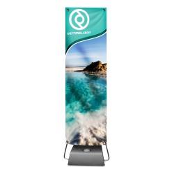 Banner d'extérieur Australis - 154,5 x 45 cm