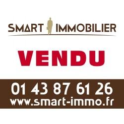 Panneau A VENDRE/VENDU - Agences immobilières (50 ex)