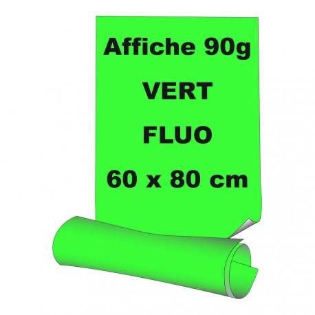 affiches 60 x 80 cm a1 papier 90 g offset fluo vert 25 ex. Black Bedroom Furniture Sets. Home Design Ideas