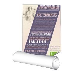 Affiches 40 x 60 cm - papier 115 g Cyclus Print - 50 ex