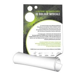 Affiches 50 x 70 cm - papier 115 g Cyclus Print - 50 ex