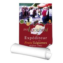 Affiches 50 x 70 cm - papier 140 g Cyclus Offset - 50 ex