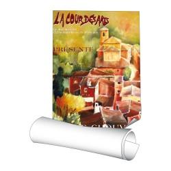 Affiches 60 x 80 cm (A1)  - papier 140 g Cyclus Offset - 50 ex