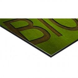 Panneau Alu Dibond 20 x 60 cm - 4 ex