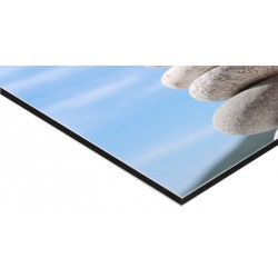 Panneau Alu Dibond 60 x 40 cm