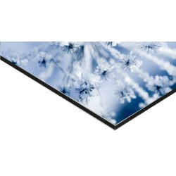 Panneau Alu Dibond 80 x 40 cm