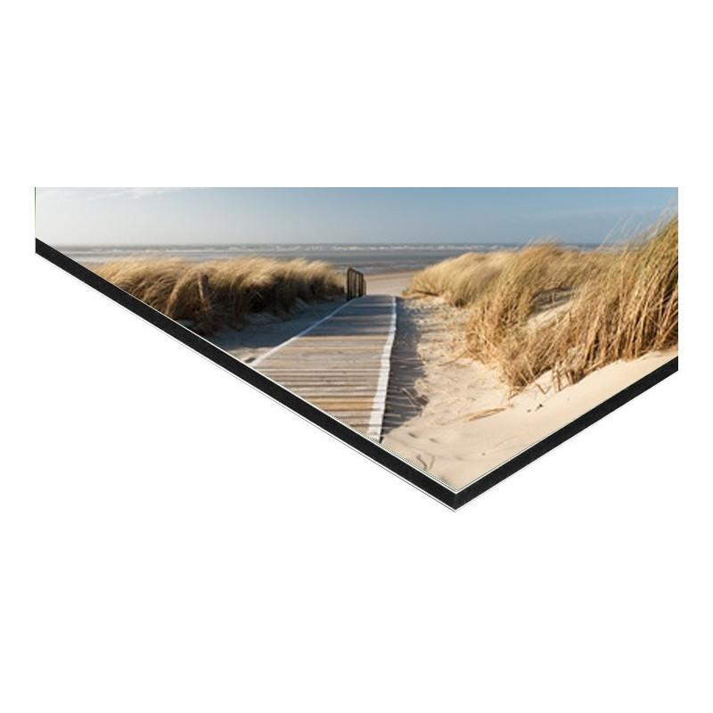 panneau alu dibond 40 x 120 cm 5 ex. Black Bedroom Furniture Sets. Home Design Ideas