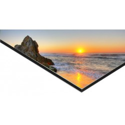Panneau Alu Dibond 32 x 18 cm