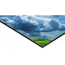 Panneau Alu Dibond 80 x 60 cm