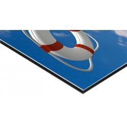 Panneau Alu Dibond 150 x 100 cm
