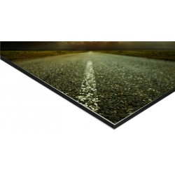Panneau Alu Dibond 140 x 70 cm
