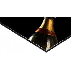Panneau Alu Dibond 75 x 50 cm