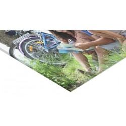 Panneau verre acrylique 80 x 20 cm