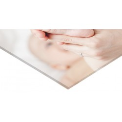 Panneau verre acrylique 100 x 70 cm