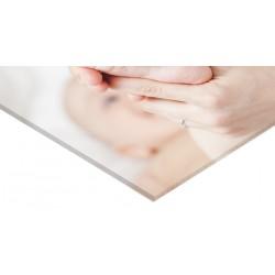Panneau verre acrylique 20 x 100 cm - 25 ex