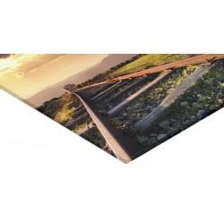 Panneau verre acrylique 20 x 20 cm