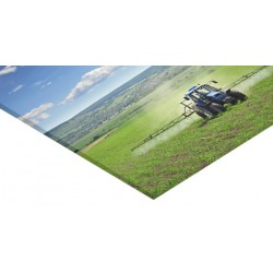 Panneau verre acrylique 80 x 60 cm