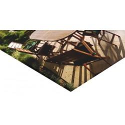 Panneau verre acrylique 60 x 45 cm