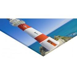Panneau verre acrylique 28 x 21 cm