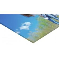 Panneau verre acrylique 90 x 60 cm