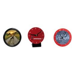 Horloges imprimées
